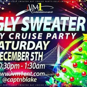 Ugly Sweater Christmas Cruise Party 2020