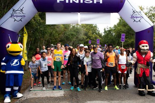Iron Sharpeners Run for the Dream 5K and Kids Run, 6 November   Event in Tampa   AllEvents.in