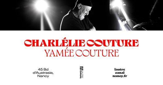 CharlElie Couture • L'Autre Canal Nancy