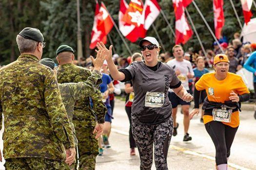 Canada Army Run Race Weekend  Course de lArme du Canada