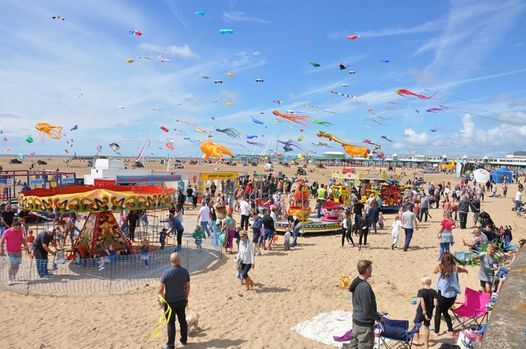 2021 St Annes International Kite Festival, 3 September | Event in Blackpool | AllEvents.in