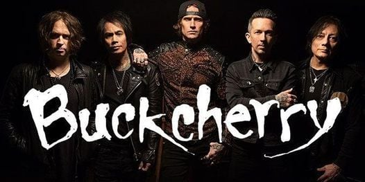 Buckcherry Live In Thunder Bay, 10 May | Event in Thunder Bay | AllEvents.in