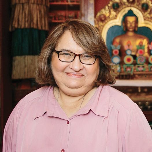 Resiliency in Challenging Times Online with Sharon Salzberg, 20 October   Event in Greensboro   AllEvents.in