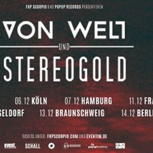 Von Welt  Stereogold  Dsseldorf The Tube