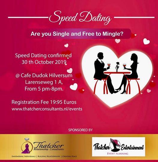 dating café single events