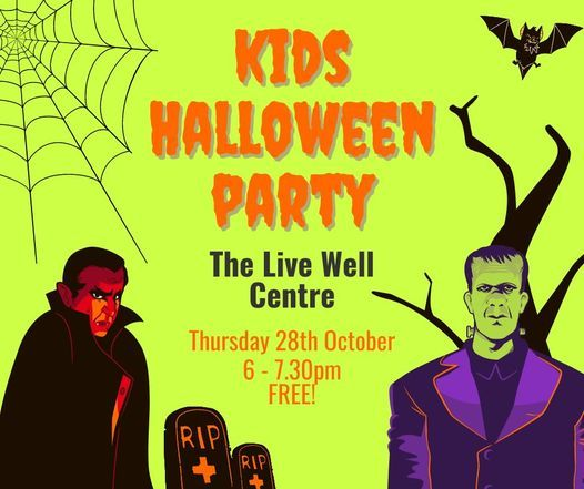 Kids Halloween Party, 28 October   Event in Washington   AllEvents.in