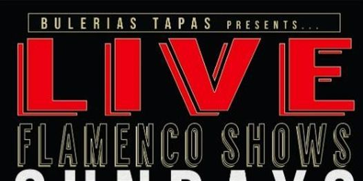 No Cover Flamenco Dinner Shows @ Bulerias Tapas ASHLAND AVE LOCATION - LATE SEATING, 28 January | AllEvents.in