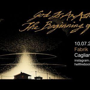 God Is An Astronaut  Fabrik Cagliari