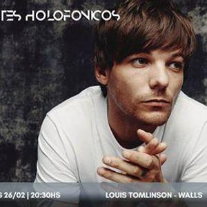 Louis Tomlinson - Walls en Parlantes Holofnicos