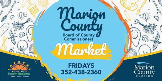 Marion County Friday Market