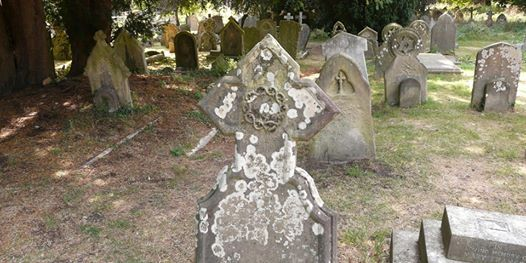Gravestone Geology (St Sepulchres Cemetery)