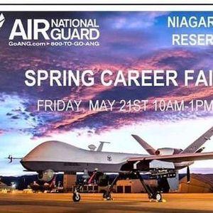 NY Air National Guard Spring Career Fair