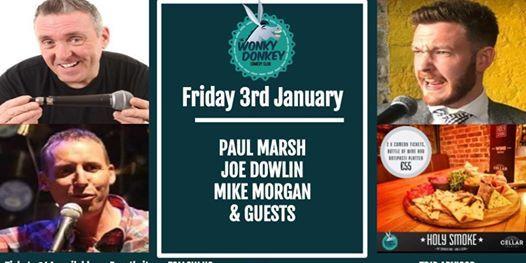 Paul Marsh Joe Dowlin Mike Morgan & Guests