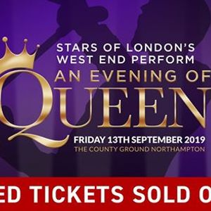 An Evening of Queen at The County Ground