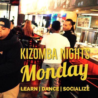 Free Kizomba Monday Afro-Latin Social  El Big Bad 1230