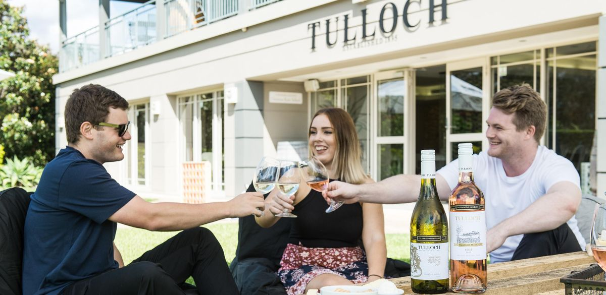 Tulloch Wines 125th Anniversary Long Lunch  Sydney
