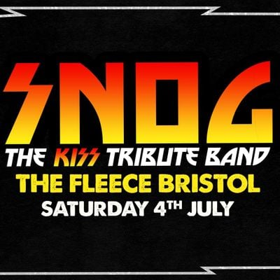 SNOG - The KISS Tribute band