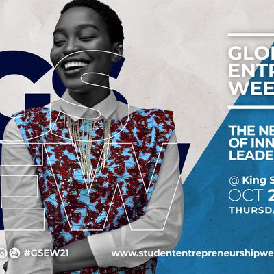 Global Student Entrepreneurship Week 2021
