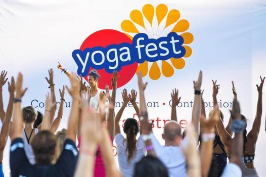 Yogafest Dubai 2021 at Dubai Internet City Amphitheatre, 18 March | Event in Dubai | AllEvents.in