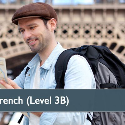 French Level 3(B) - April 2021