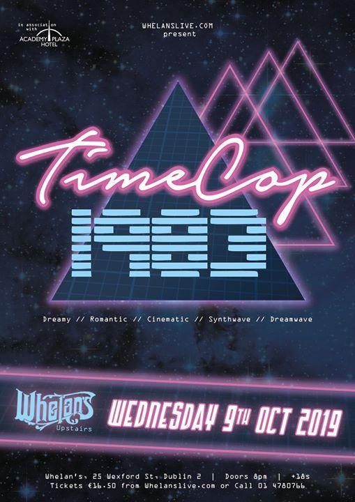 Timecop1983  Femmepop Live at Whelans