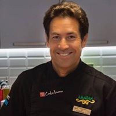 Carlos Navarro - Sushi Chef & Japanese Cuisine