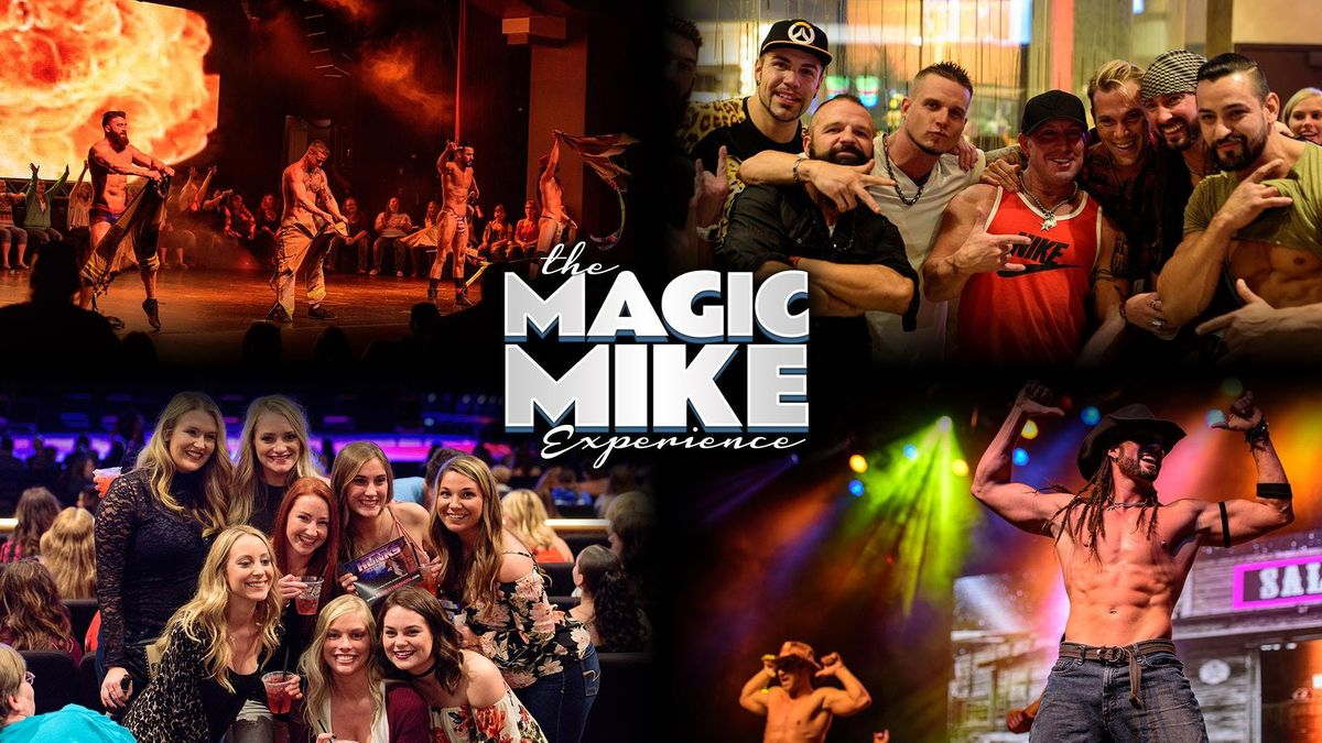 The Magic Mike Experience at The Music Factory (Battle Creek MI)