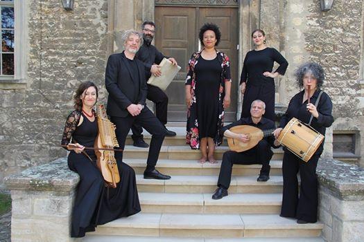 Ensemble Lucidarium Sounds from Shylocks Venice