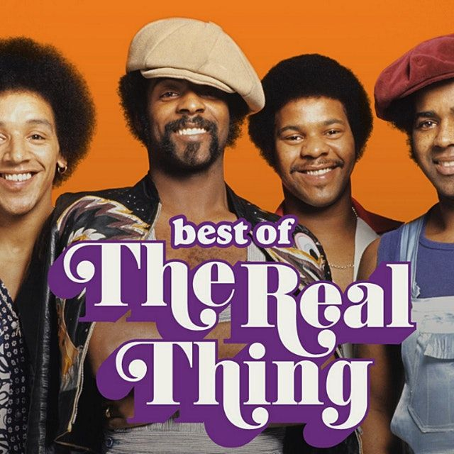 The Real Thing: British Soul Giants, 10 November   Event in London   AllEvents.in