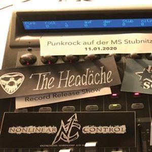 Punkrock auf der MS Stubnitz