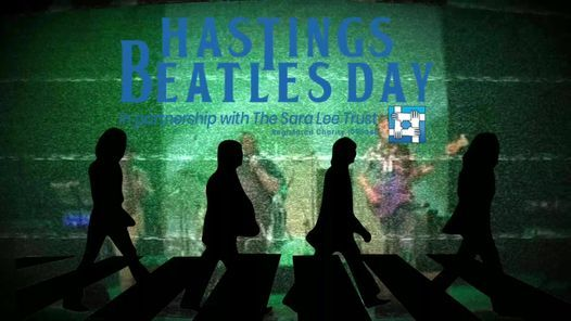 Hastings Beatles Day 2021, 11 April   Event in Hastings   AllEvents.in