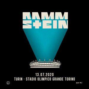 Rammstein live a Torino  13 luglio 2021