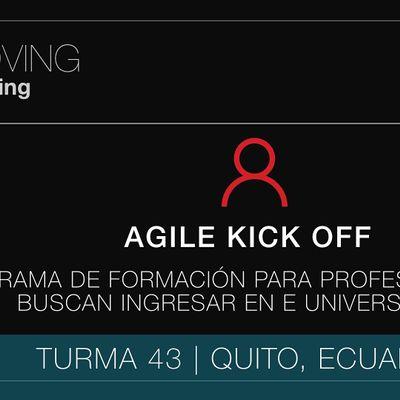AGILE KICK OFF PROGRAM - CLASE 43 (ECUADOR ESPAOL)