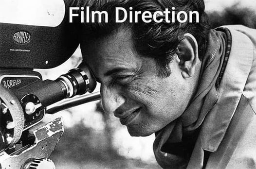 FILM DIRECTION - Online class, 23 October | Online Event | AllEvents.in