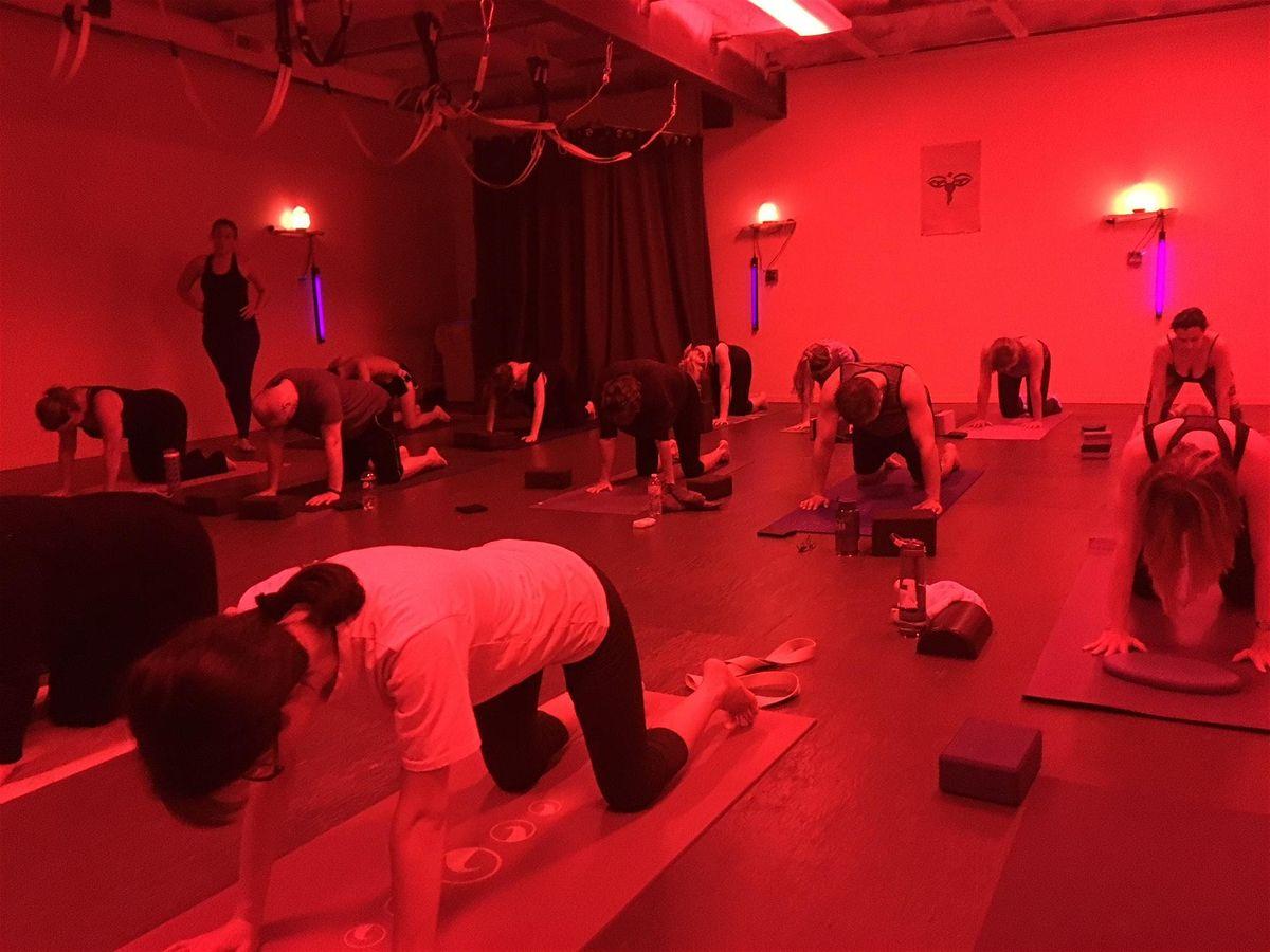Donation Hot Yoga At Mota Thai Yoga Ann Arbor