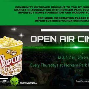 1618 Open Air Cinema