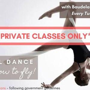 Aerial Dance (Private Class)