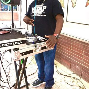Music on the Patio featuring DJ Big D