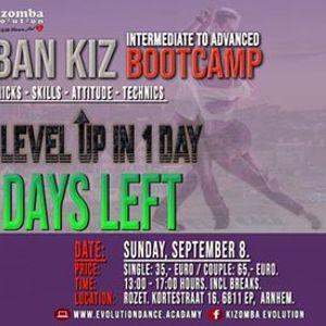 "BOOTCAMP Kizomba Urban Kiz Intermediate to Advanced"""