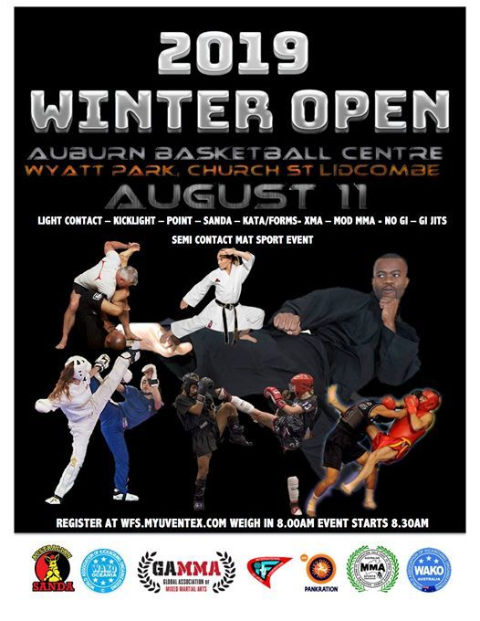 Winter Open At Auburn Basketball Centre Lidcombe