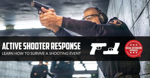 Surviving an Active Shooter - Training Seminar - Columbia, SC | Event in Columbia | AllEvents.in