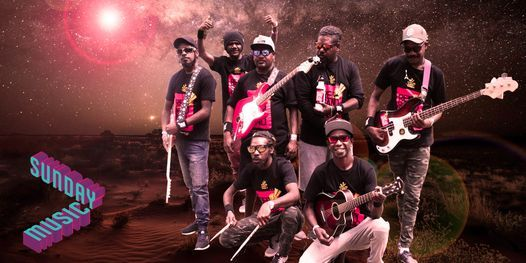 Sunday Music: Red Sand Beat Band + Galloping Foxleys, 28 March | Event in Fremantle | AllEvents.in