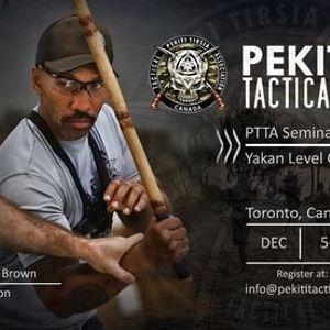 PTTA Canada Seminar w Agalon Njoli Brown