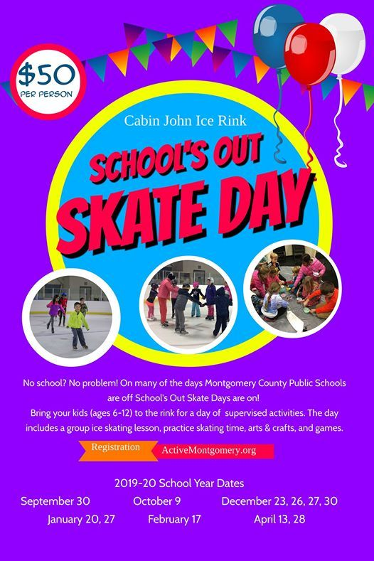 Schools out Skate Day