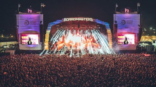Boardmasters 2021 Event, 11 August | Event in Barking | AllEvents.in