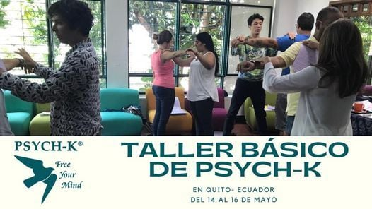 Taller Básico PSYCH-K®, 14 May | Event in Quito | AllEvents.in