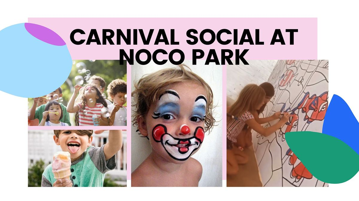 CARNIVAL SOCIAL AT NOCO PARK (KID FRIENDLY) | Event in Evansville | AllEvents.in