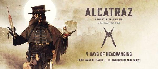 Alcatraz Hard Rock & Metal Festival 2021, 12 August | Event in Centurion | AllEvents.in