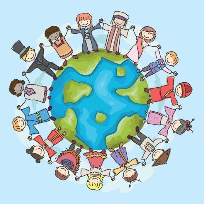 Celebrating multiculturality (diversity)