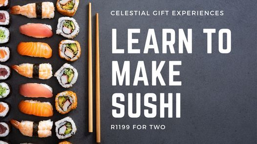Learn To Make Sushi, 26 June | Event in Rivonia | AllEvents.in